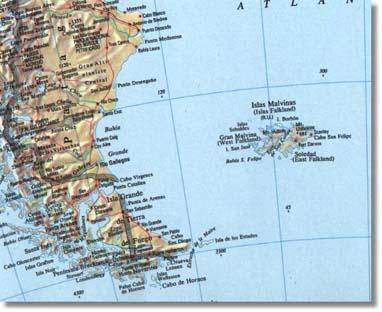 MALVINAS, 1ª QUINCENA DE MAYO: SIGUEN LAS HOSTILIDADES